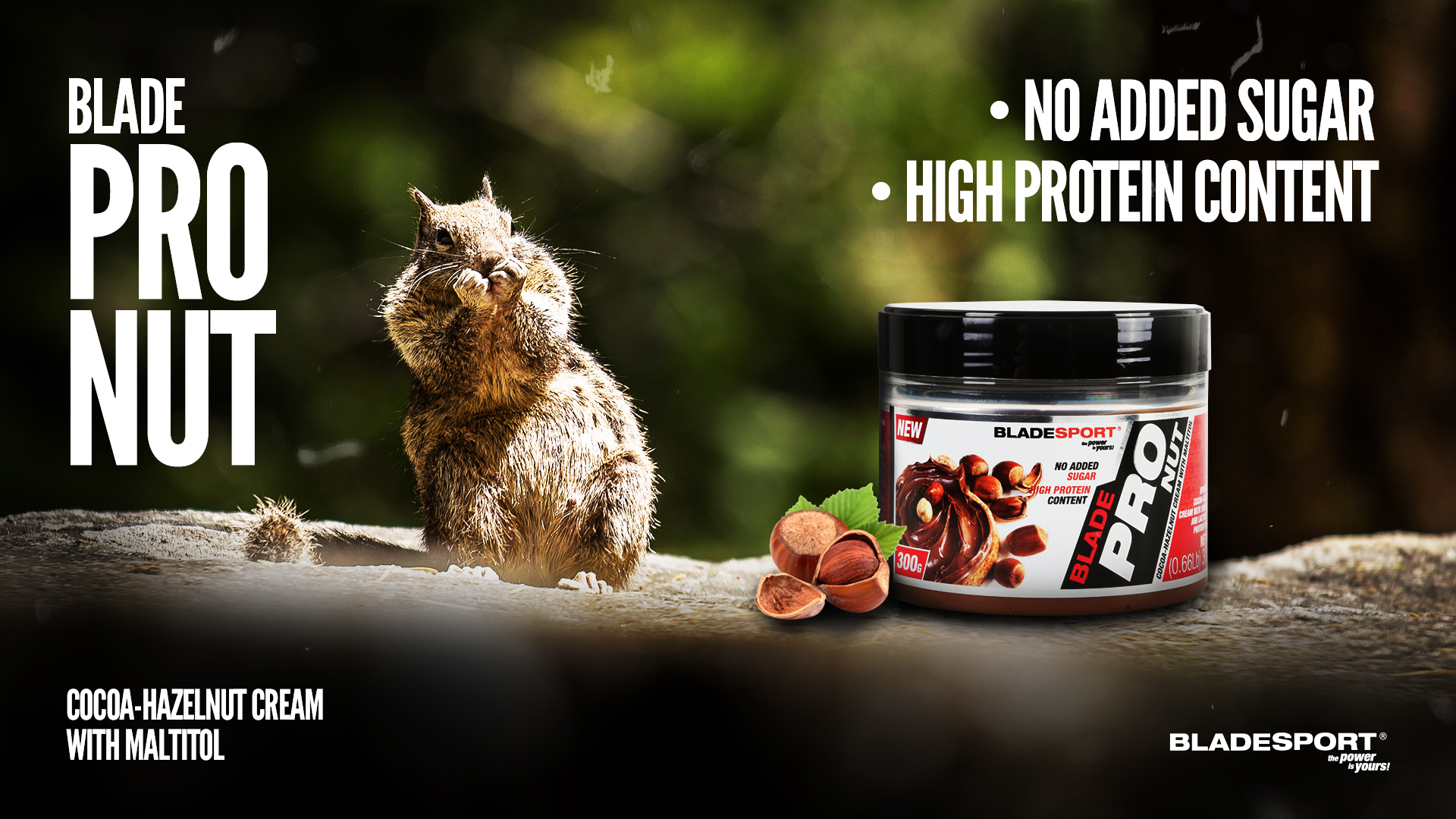 High Protein Pro nut