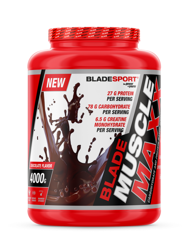 blade muscle maxx 4000g chocolate